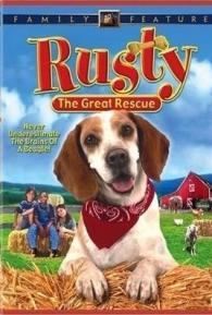 Rusty - O Grande Resgate - Poster / Capa / Cartaz - Oficial 1