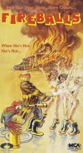 Fireballs - Poster / Capa / Cartaz - Oficial 1