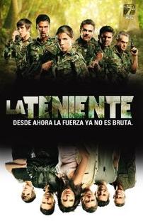 A Tenente - Poster / Capa / Cartaz - Oficial 1