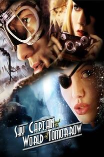 Capitão Sky e o Mundo de Amanhã - Poster / Capa / Cartaz - Oficial 9
