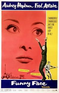 Cinderela em Paris - Poster / Capa / Cartaz - Oficial 6
