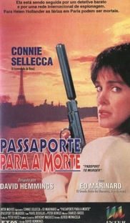 Passaporte Para A Morte - Poster / Capa / Cartaz - Oficial 1