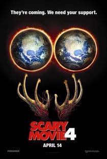 Todo Mundo em Pânico 4 - Poster / Capa / Cartaz - Oficial 3