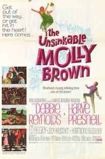 A Inconquistável Molly Brown - Poster / Capa / Cartaz - Oficial 1
