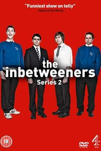 The Inbetweeners (2ª Temporada) - Poster / Capa / Cartaz - Oficial 1