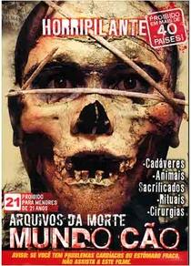 Arquivos da Morte - Mundo Cão - Poster / Capa / Cartaz - Oficial 1