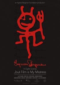 ...Mas o cinema é minha amante - Poster / Capa / Cartaz - Oficial 1