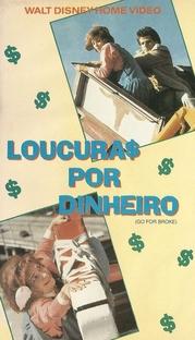 Loucuras Por Dinheiro - Poster / Capa / Cartaz - Oficial 1