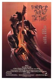 Sign 'o' the Times  - Poster / Capa / Cartaz - Oficial 1