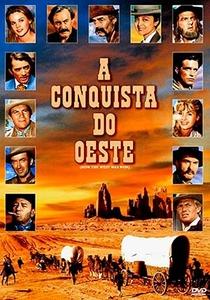 A Conquista do Oeste - Poster / Capa / Cartaz - Oficial 4