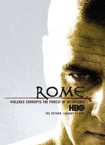 Roma (2ª Temporada) - Poster / Capa / Cartaz - Oficial 2