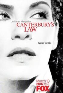 Canterbury's Law - Poster / Capa / Cartaz - Oficial 1