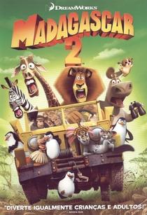 Madagascar 2: A Grande Escapada - Poster / Capa / Cartaz - Oficial 2