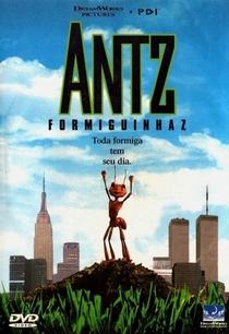 Formiguinhaz - Poster / Capa / Cartaz - Oficial 7