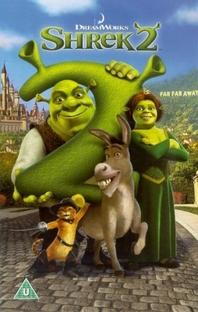 Shrek 2 - Poster / Capa / Cartaz - Oficial 10