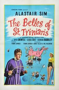 As Belas de St. Trinian - Poster / Capa / Cartaz - Oficial 1