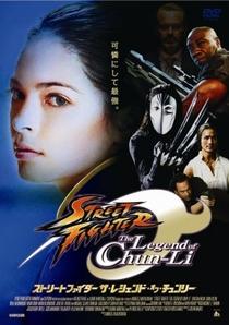 Street Fighter: A Lenda de Chun-Li - Poster / Capa / Cartaz - Oficial 6