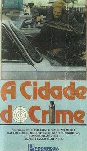 A Cidade do Crime - Poster / Capa / Cartaz - Oficial 2
