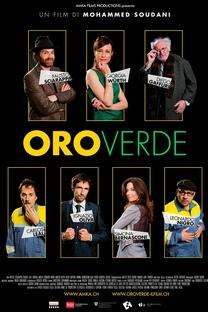 Ouro Verde - Poster / Capa / Cartaz - Oficial 1