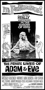A Vida Íntima de Adão e Eva - Poster / Capa / Cartaz - Oficial 3