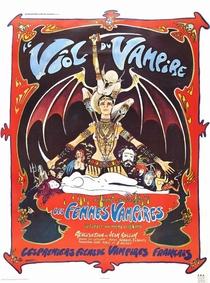 The Rape of the Vampire - Poster / Capa / Cartaz - Oficial 1