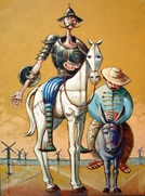 Dom Quixote (Dom Quixote)