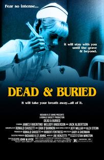 Os Mortos Vivos - Poster / Capa / Cartaz - Oficial 8
