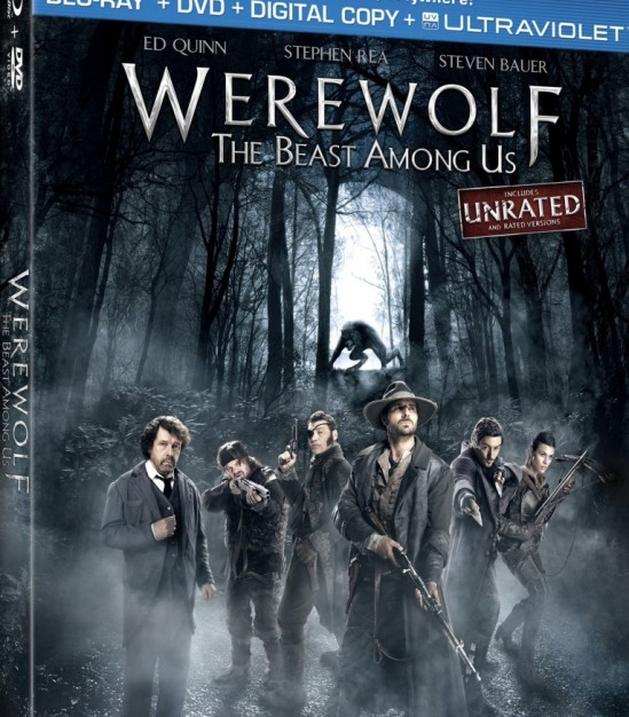 Lobisomem À Solta no Trailer de 'Werewolf: The Beast AmongUs'