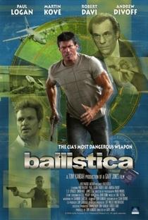 Ballistica - Poster / Capa / Cartaz - Oficial 1