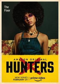 Hunters (1ª Temporada) - Poster / Capa / Cartaz - Oficial 8
