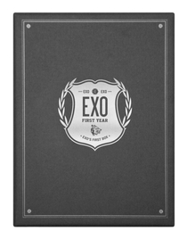 EXO's First box DVD - Poster / Capa / Cartaz - Oficial 1