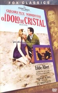 O Ídolo de Cristal - Poster / Capa / Cartaz - Oficial 6