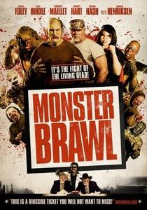 Luta de Monstros - Poster / Capa / Cartaz - Oficial 3