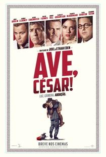 Ave, César! - Poster / Capa / Cartaz - Oficial 1