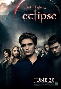 A Saga Crepúsculo: Eclipse - Poster / Capa / Cartaz - Oficial 7