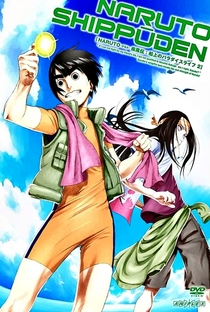 Naruto Shippuden (11ª Temporada) - Poster / Capa / Cartaz - Oficial 3