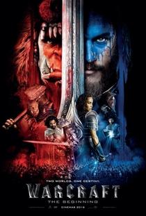 Warcraft: O Primeiro Encontro de Dois Mundos - Poster / Capa / Cartaz - Oficial 22