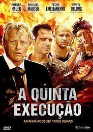 A Quinta Execução - Poster / Capa / Cartaz - Oficial 1