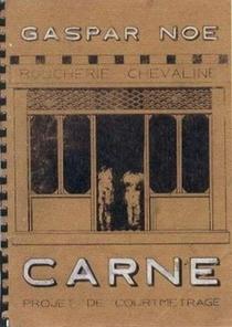 Carne - Poster / Capa / Cartaz - Oficial 2