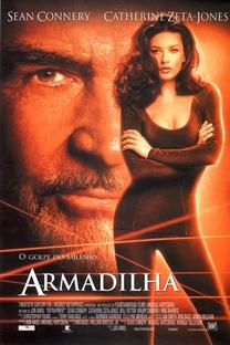 Armadilha - Poster / Capa / Cartaz - Oficial 3