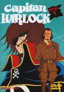 Capitão Harlock - Poster / Capa / Cartaz - Oficial 3
