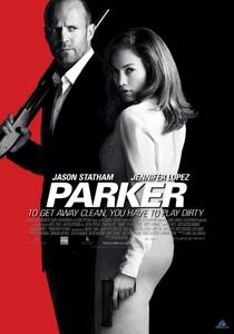 Parker - Poster / Capa / Cartaz - Oficial 3