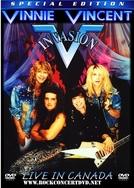 Vinnie Vincent Invasion - Live Toronto, Canada (Vinnie Vincent Invasion - Live Toronto, Canada)