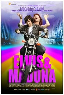 Elvis & Madona - Poster / Capa / Cartaz - Oficial 2