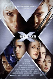 X-Men 2 - Poster / Capa / Cartaz - Oficial 3