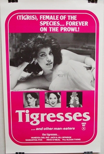 Tigresses - Poster / Capa / Cartaz - Oficial 1
