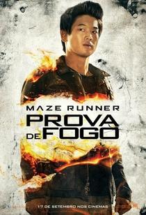 Maze Runner: Prova de Fogo - Poster / Capa / Cartaz - Oficial 6