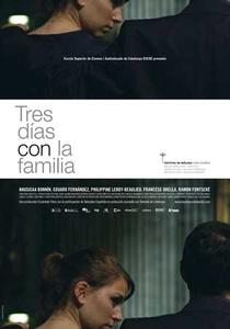 Três Dias Com a Família - Poster / Capa / Cartaz - Oficial 1