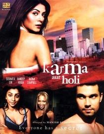 Karma Aur Holi - Poster / Capa / Cartaz - Oficial 1