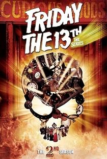 Sexta-Feira 13: O Legado (2ª Temporada) - Poster / Capa / Cartaz - Oficial 1